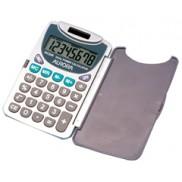 HC220 kézi zseb számológép kemény fedeles Aurora