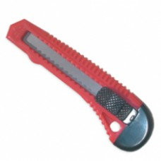 Barkácskés [sniccer] műanyag  nagy, visszahúzható, 18 mm széles pengével Eagle TY517 - Snitzer