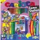 Kifestő és színező készlet 60 darabos Carioca Game Station - Carioca filctoll