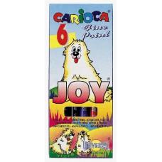 Carioca Joy vízbázisú kimosható filctoll készlet 6 darabos