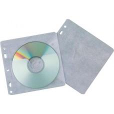 Lefűzhető CD tartó tasak - Lyukasztott - 40 darab