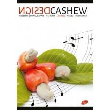 Füzet A4 design 40 lap sima - Kesudió mintával - Elisa