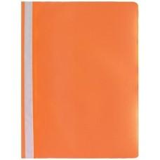 Gyorsfűző mappa A4 PP - Narancssárga - Műanyag Fornax gyorslefűző