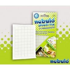 Nebuló plasti fix gyurmaragasztó  - újra használható poszter ragasztó - 50 gramm