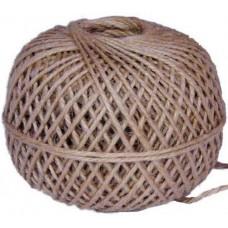 Juta kötözőzsineg - Kötöző spárga, zsineg - 500 gramm - 110 m
