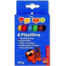 Gyurma készlet 6 színű 110 g - Primo gyurma szett