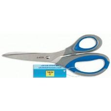 Adel jobbkezes papírvágó olló 21 cm hosszú - Kék