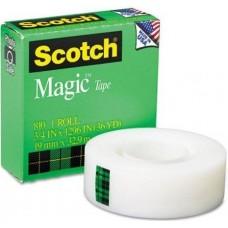 Scotch® Magic™ írható ragasztószalag 19 mm x 33 m - 3M - 810