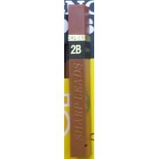 Töltőceruza betét - Pix bél - Sharp 0.5mm - 2B - Rotring hegy