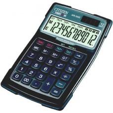 Citizen WR-3000 porálló és vízálló számológép 12 karakteres - Számológépek