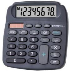 Asztali napelemes számológép 8 karakteres Truly 808A-8