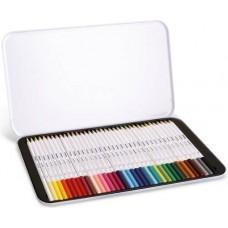 Primo Minabella 36 darabos Prémium minőségű fémdobozos színesceruza készlet