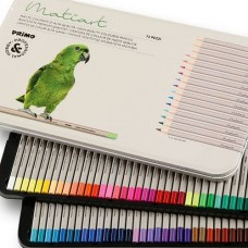 Primo 72 darabos jó minőségű professzionális színesceruza készlet - Matiart