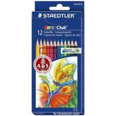 Staedtler színesceruza Noris Club 12 darabos készlet ABS védelemmel