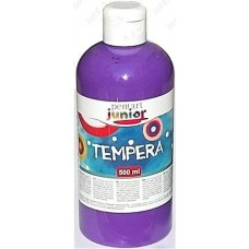 Pentart lila flakonos tempera festék 500 ml - Pentart Junior 6488
