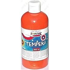Pentart narancs sárga flakonos tempera festék 500 ml - Pentart Junior 6485