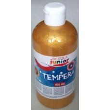 Pentart metál arany tempera festék 500 ml műanyag flakonban - Pentart Junior 11079