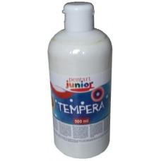 Pentart fehér tempera festék 500 ml műanyag flakonban - Pentart Junior 6483