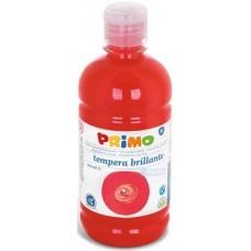 Primo cinóber piros tégelyes tempera festék 500 ml - 300 Vörös