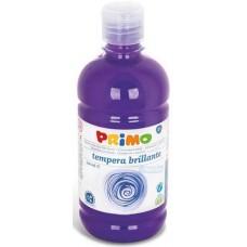 Primo lila tempera festék 500 ml műanyag tégelyben - 400