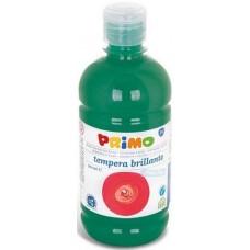 Primo sötét zöld tempera festék 500 ml PET palackban - 630