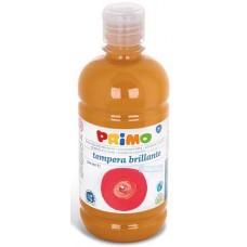 Primo okker sárga tempera festék 500 ml műanyag palackban - 270 Ochre