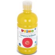 Primo citrom sárga tempera festék 500 ml műanyag palackban - 211