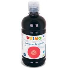 Primo fekete tempera festék 500 ml műanyag palackban - Szín 800