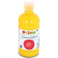 Primo élénk sárga tempera festék 500 ml műanyag tégelyben - 201