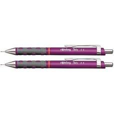 Neon lila rotring ceruza 0.5 mm Rotring Tikky III töltőceruza