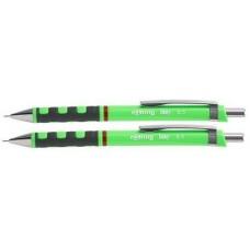 Neon zöld rotring ceruza töltőceruza 0 5 mm Rotring Tikky III töltőceruza