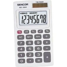 Sencor SEC-255/8 karakteres zsebszámológép nagy kijelzővel
