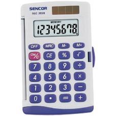 Sencor SEC-263/8 karakteres zsebszámológép nagy kijelzővel